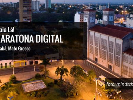Espia Lá! – Maratona Digital 2015 em Cuiabá