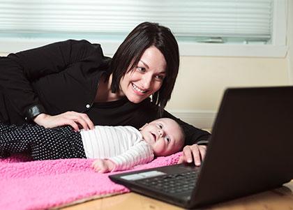 Mês de maio reaquece lojas virtuais com o dia das mães