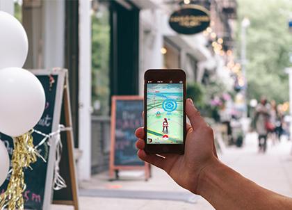 Pokémon GO – Está na hora de Capturar Clientes!