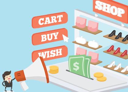 O comerciante deverá, por lei, exibir o catálogo de todos os seus produtos e serviços em seu site