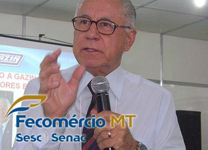Palestra Fecomércio com Mário Gazin – O diferencial nos negócios