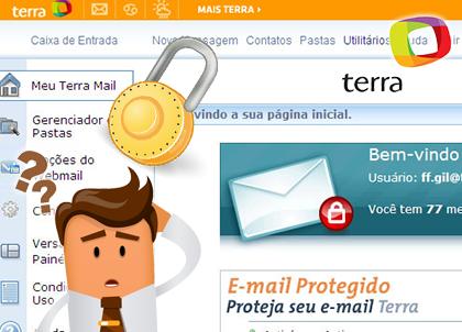 Portal Terra está cortando diversos serviços