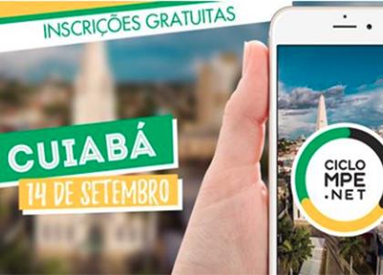 Ciclo MPE.net 2017 – evento está em sua 14° etapa em Cuiabá