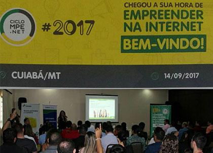 Kasterweb esteve presente na 14° edição do Ciclo MPE.net em Cuiabá