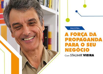 """Palestra com Stalimir Vieira """"A Força da Propaganda para seu Negócio"""" Fecomércio"""