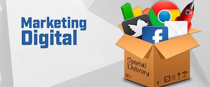 Com um Marketing Digital de qualidade, você pode acelerar sua relevância para o Google