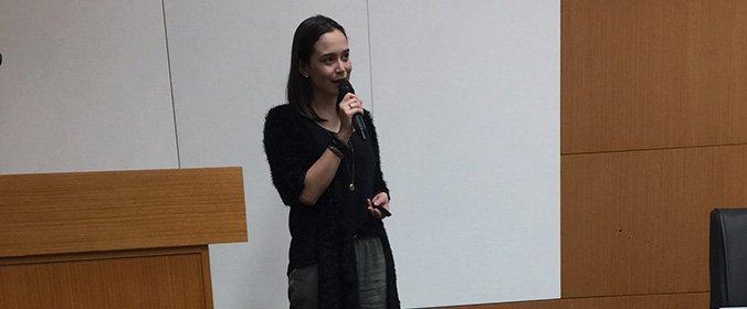 Samanta Oliveira é diretora jurídica e uma das responsáveis em revisar a lei.