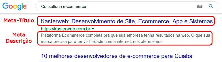 o que é SEO - google tutorial
