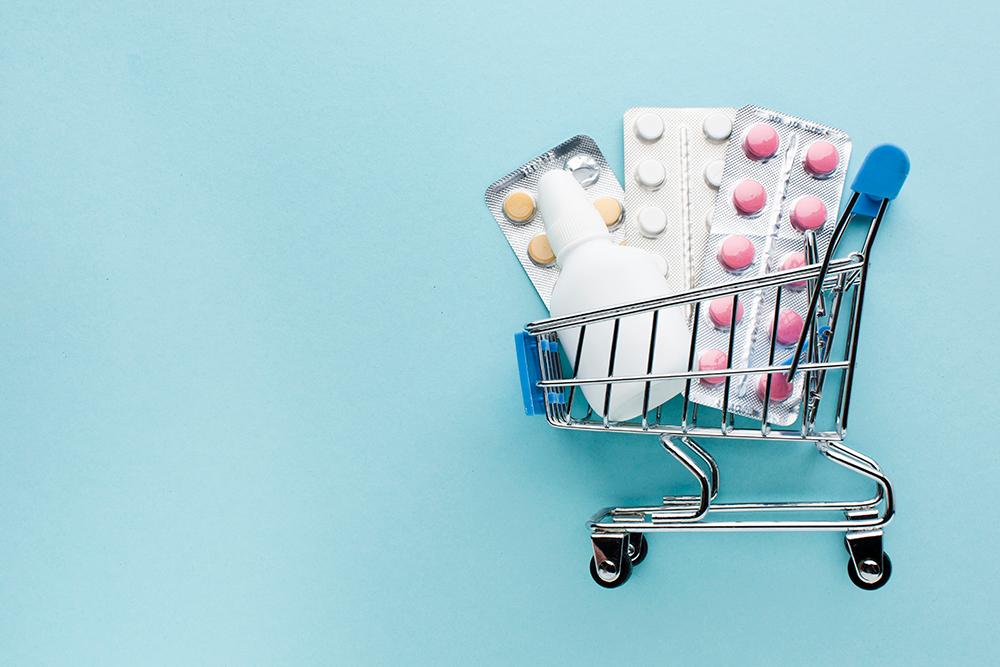 Ecommerce para farmácias - Estrutura